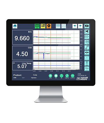 software in-line analyzers